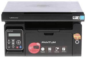 МФУ лазерный Pantum M6500W A4 WiFi черный