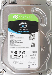 Жесткий диск Seagate SkyHawk [ST2000VX008] 2 ТБ