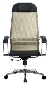 Кресло офисное Метта Комплект 4 золотой  (БЕЗ ОСНОВАНИЯ)