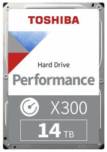 Жесткий диск Toshiba [HDWR21EUZSVA] X300 14 ТБ