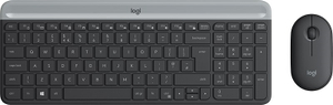 Комплект клавиатуры и мыши Logitech MK470 [920-009206]