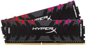 Оперативная память HyperX Predator RGB [HX436C17PB4AK2/16] 16 Гб DDR4