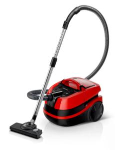 Пылесос Bosch BWD421PET красный