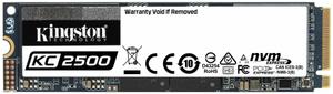 Накопитель SSD Kingston KC2500 [SKC2500M8/250G] 250 ГБ