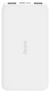 Портативное ЗУ Xiaomi Redmi Standard Edition 10000 mAh белый