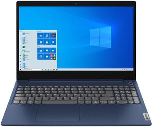 Ноутбук Lenovo IdeaPad 3 15ARE05 (81W4006YRK) синий