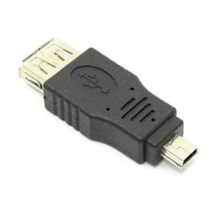 Переходник USB AF -> miniUSB BM, нетоварный вид