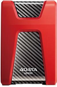 Внешний HDD накопитель ADATA [AHD650-1TU31-CRD] HD650 1Тб