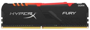 Оперативная память HyperX Fury [HX432C16FB3A/16] 16 Гб DDR4