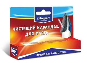 1301 IR1 Topperr Карандаш для чистки подошвы утюга