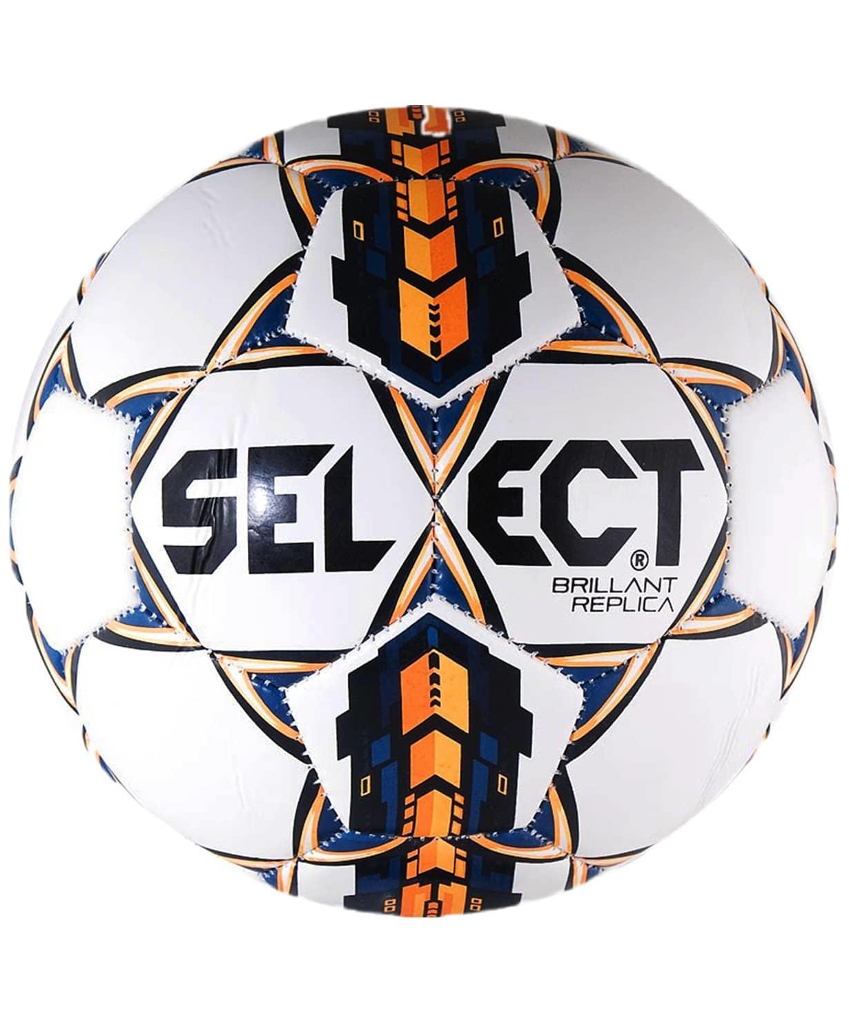 Мяч футбольный Brilliant Replica №4