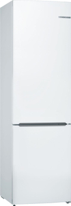 Холодильник Bosch KGV39XW22R белый