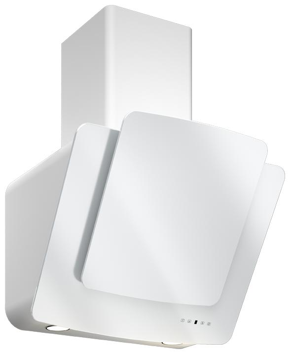 Вытяжка каминная ELIKOR Кварц 60П-1000-Е4Д белый
