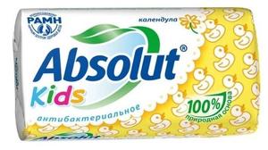 Мыло KIDS Календула 90гр Absolut