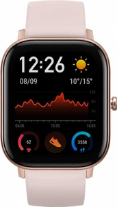 Смарт-часы Xiaomi Amazfit GTS розовый