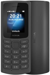 Сотовый телефон Nokia 105 4G DS черный