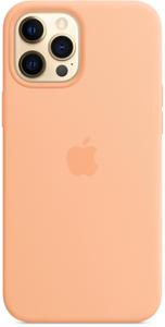 Чехол накладка Apple для Apple iPhone 12 Pro Max оранжевый