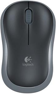 Мышь беспроводная Logitech M185 серый