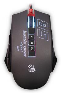 Мышь проводная A4Tech Bloody P85 Sport черный
