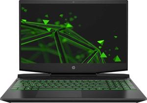 Ноутбук игровой HP Pavilion Gaming 15-dk1095ur (381B6EA) черный
