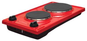 Плита электрическая Лысьва ЭПБ 22 красный