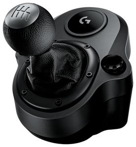 Logitech Driving Force Shifter (рычаг КПП, 7 передач, для G29/G920) <941-000130>