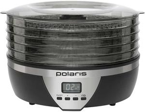 Сушилка для овощей и фруктов Polaris PFD 2605D черный