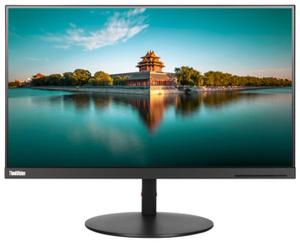 """Монитор Lenovo ThinkVision P24h-10 23,8"""" черный"""