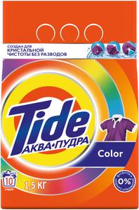 Стиральный порошок Color 1.5кг TIDE