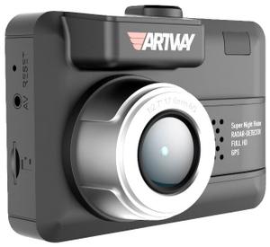 Видеорегистратор Artway COMBO MD-105 GPS