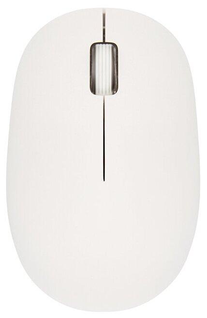 Мышь беспроводная CBR CM 401c белый