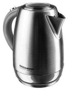 Чайник электрический Redmond RK-M172 серебристый