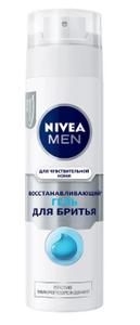 Гель для бритья восстанавливающий для чувствительной кожи 200мл Nivea