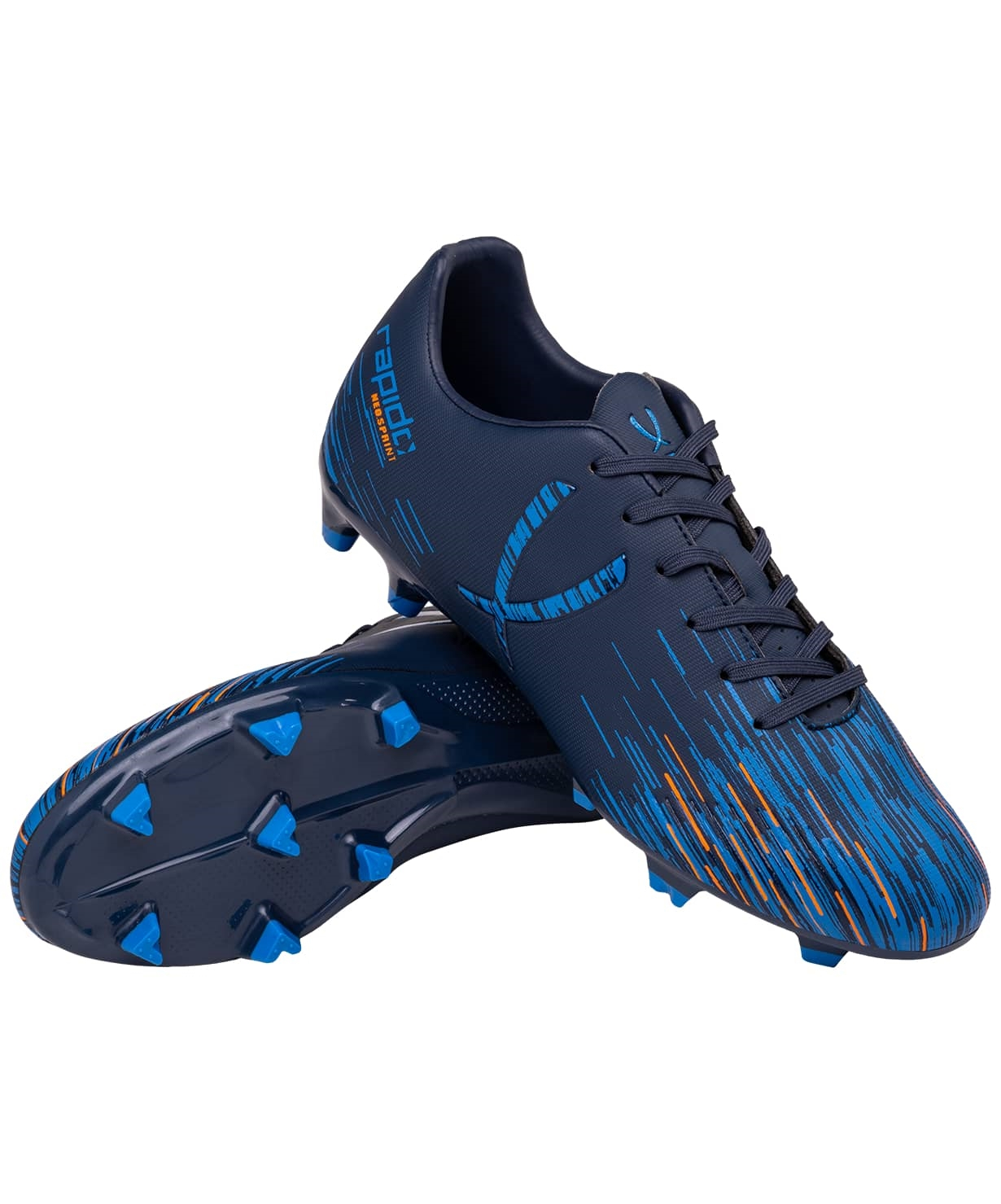 Бутсы футбольные Rapido JSH401, синий