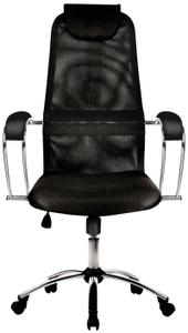 Кресло офисное Метта BK-8 (БЕЗ ОСНОВАНИЯ) черный