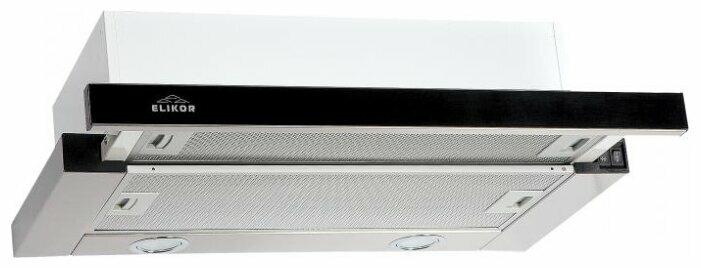 Вытяжка ELIKOR Интегра Glass 50Н-400-В2Д серебристый