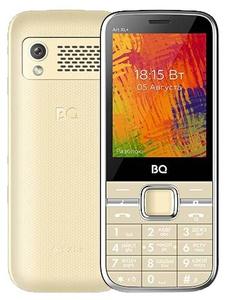 Сотовый телефон BQ 2838 Art XL+ золотой