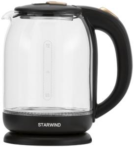 Чайник электрический StarWind SKG1052 коричневый