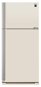 Холодильник Sharp SJ-XE55PMBE бежевый