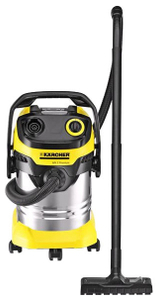 Пылесос Karcher MV 5 Premium желтый 1100Вт