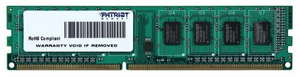 Оперативная память Patriot PSD34G160081 4 Гб DDR3
