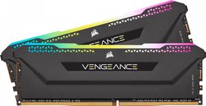 Оперативная память Corsair [CMH32GX4M2E3200C16] 32 Гб DDR4