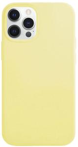 Чехол накладка VLP для Apple iPhone 12 Pro желтый