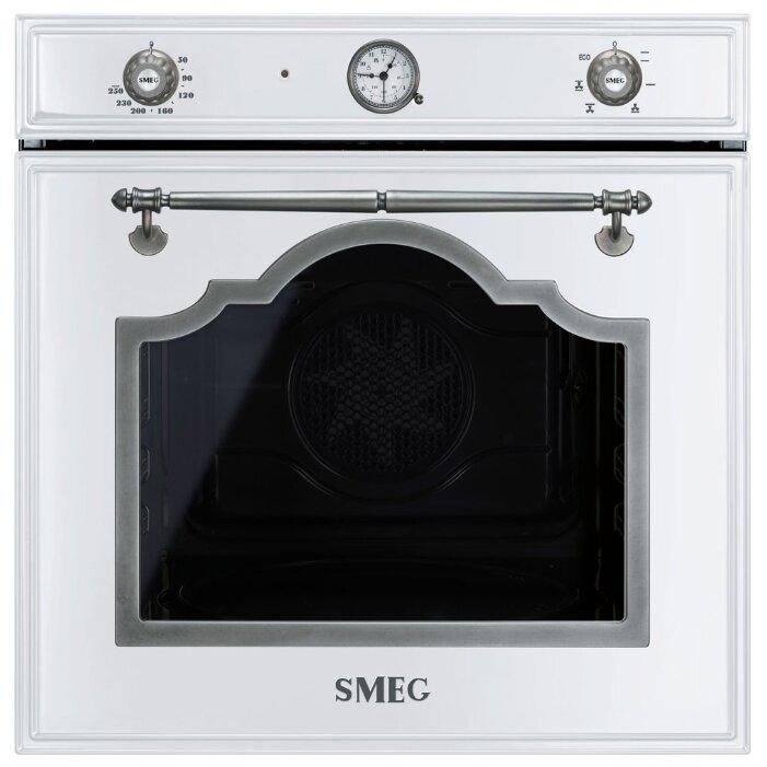 Духовой шкаф SMEG SF700BS серебристый
