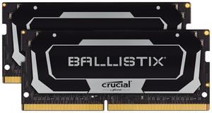 Оперативная память Crucial Ballistix [BL2K16G32C16S4B] 32 Гб DDR4