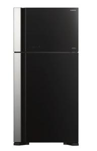 Холодильник Hitachi R-VG 662 PU7 GBK черный