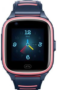 Детские умные часы Jet KID Vision 4G розовый