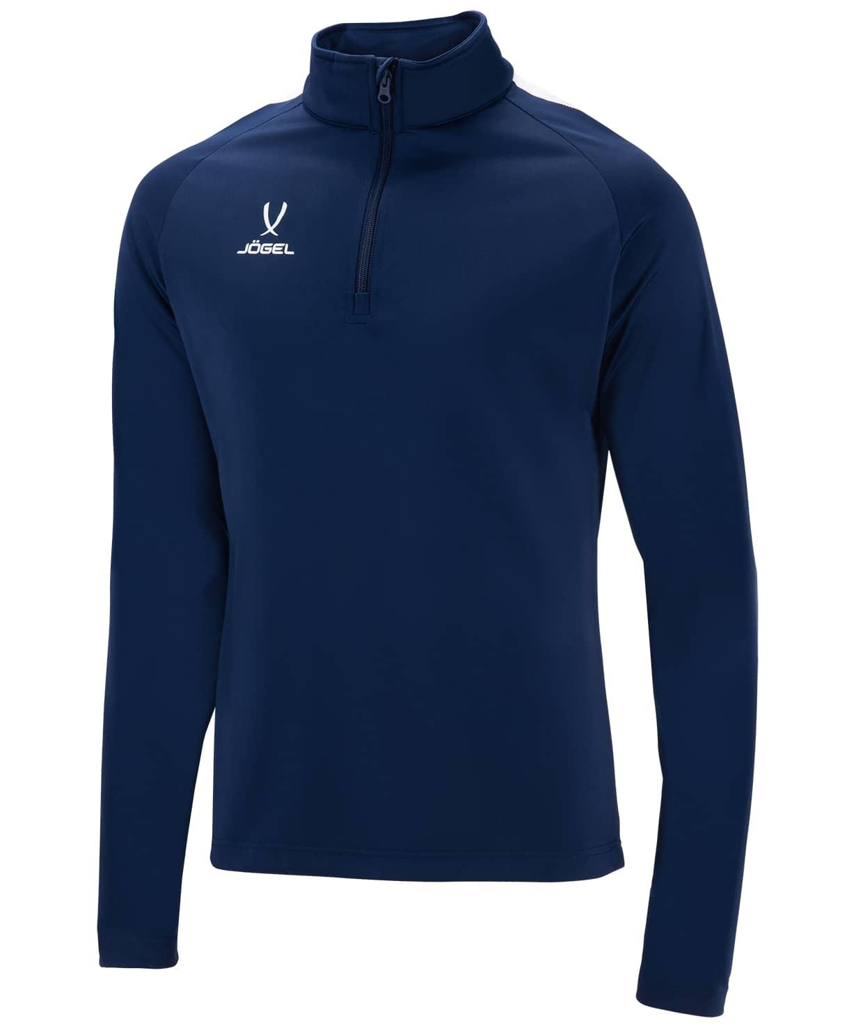 Джемпер тренировочный CAMP Training Top 1/4 Zip, темно-синий