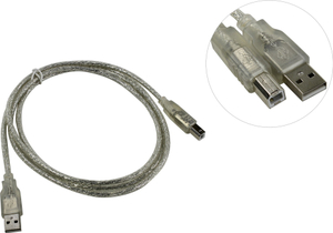 Telecom <TUS6995-1.5M> Кабель USB 2.0 A-->B 1.5м
