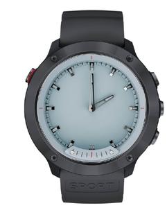 Смарт-часы Geozon Hybrid черный